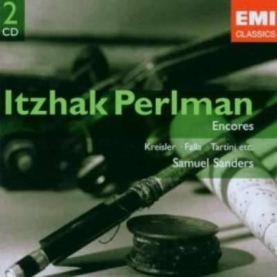 Itzhak Perlman: Encores