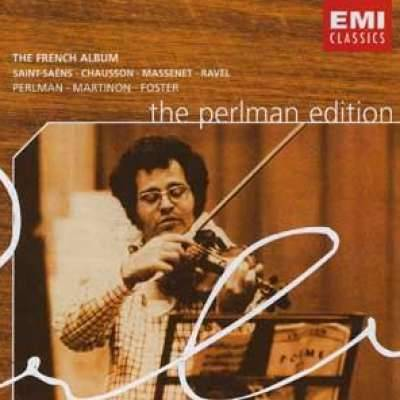 The Perlman Edition: The French Album
