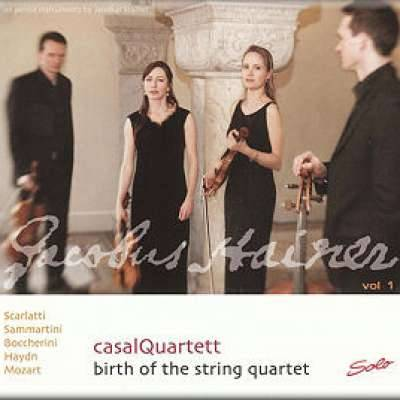 Birth of the String Quartet II