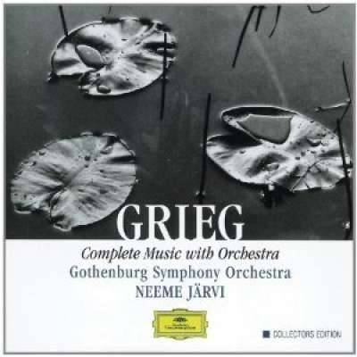 Grieg: Complete Music with Orchestra