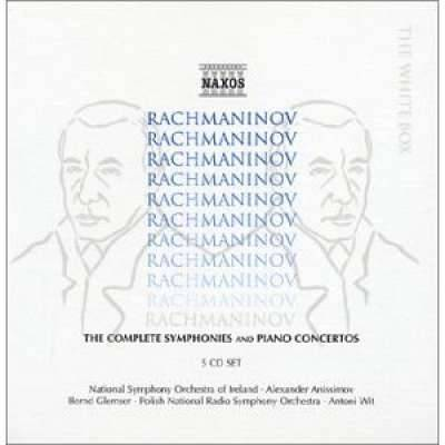 Rachmaninov: The Complete Symphonies and Piano Concertos