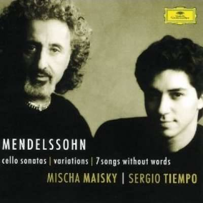 MENDELSSOHN: SONATAS, VARIATIONS, 7 SONGS WITHOUT WORDS