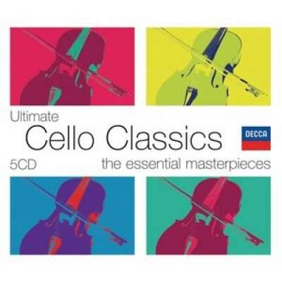 ULTIMATE CELLO DISC 5