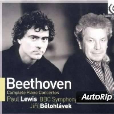 Beethoven: Complete Piano Concertos (Disc 2)