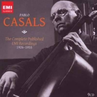 Pablo Casals - The Complete EMI Recordings