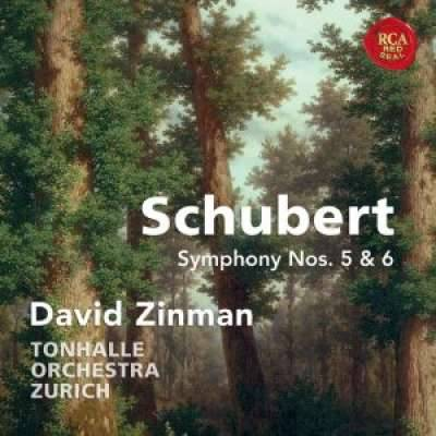Schubert: Symphonien No 5 and 6