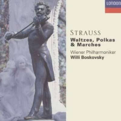Strauss: Waltzes, Polkas and Marches