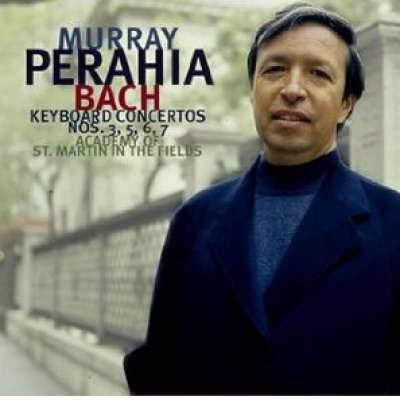 Bach: Keyboard Concertos No.3, 5, 6,7