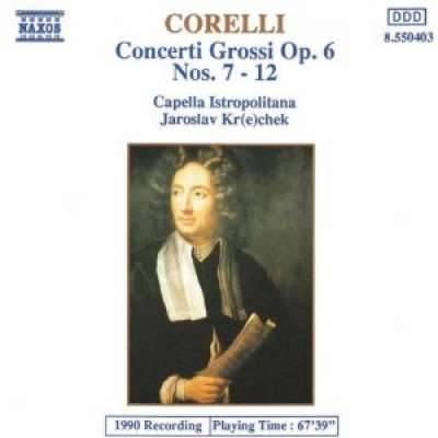 Concerti Grossi, Op. 6, Nos. 7
