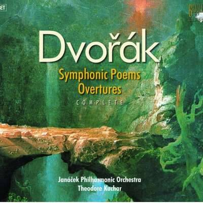 Dvorak - Symphonic Poems and Overtures
