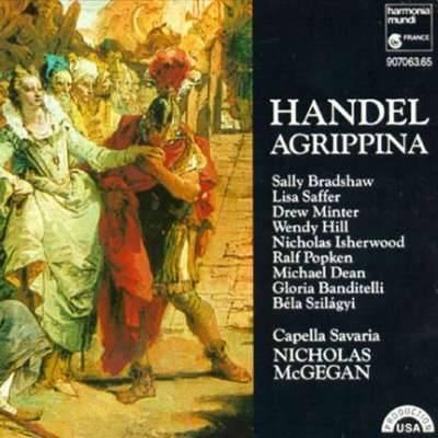 George Frideric Handel: Agrippina