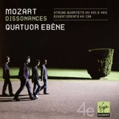 Mozart: Dissonances