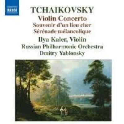 Tchaikovsky - Violin Concerto, etc