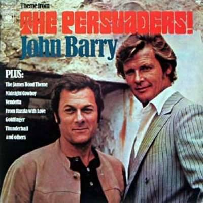 The Persuaders (Soundtrack)