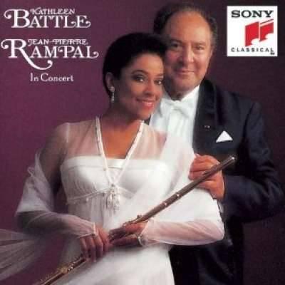 Kathleen Battle and Jean-Pierre Rampal in Concert