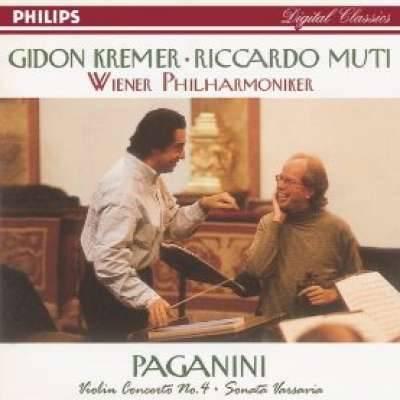 Paganini: Violin Concerto No. 4 - Suonata Varsavia