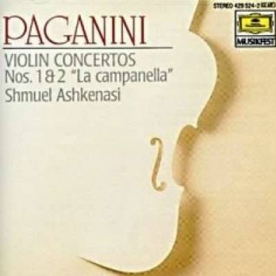 "VIOLIN CONCERTO NO.2 IN B MINOR, OP.7, ""LA CAMPANELLA"" 3.RONDO"