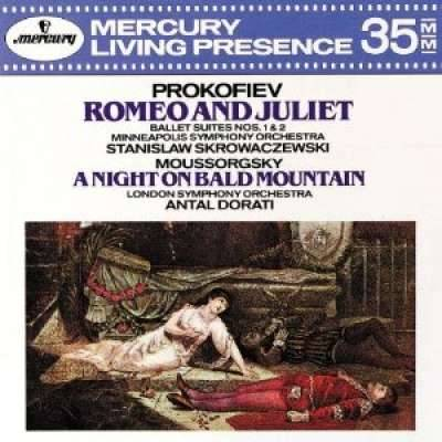 ROMEO AND JULIET FROM ROMEO AND JULIET SUITE NO.1 OP.64B (ORCHESTRE DE LA SUISSE ROMANDE)