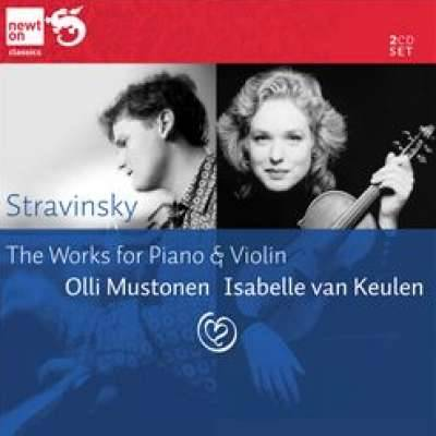Stravinsky: The Works for Piano and Violin