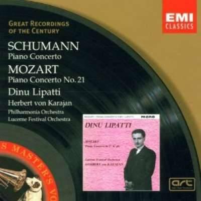 Schumann, Mozart: Piano Concertos
