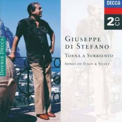 Torna a Surriento: Songs of Italy and Sicily