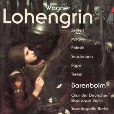 Wagner: Lohengrin  Barenboim