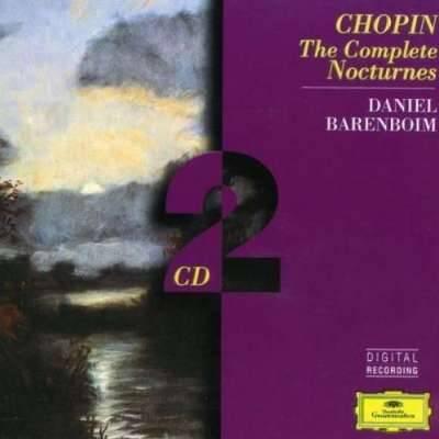 Chopin - Complete Nocturnes Barenboim