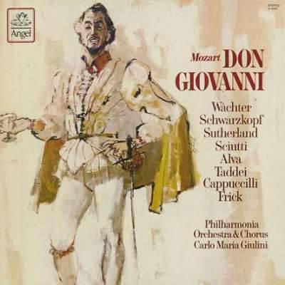 Mozart Don Giovanni Giulini