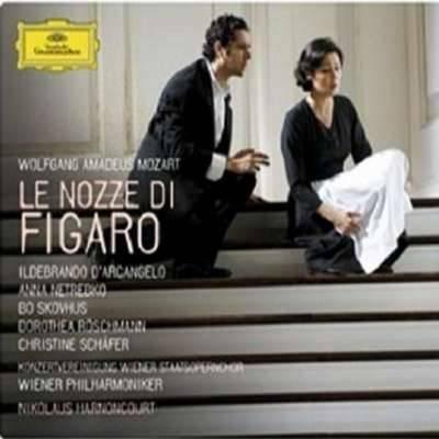 Mozart: Le Nozze di Figaro, Harnoncourt