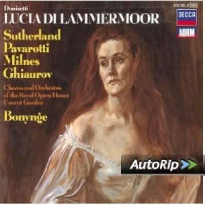 Donizetti: Lucia di Lammermoor Joan Sutherland