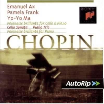 Chopin: Piano Trio, Polonaise