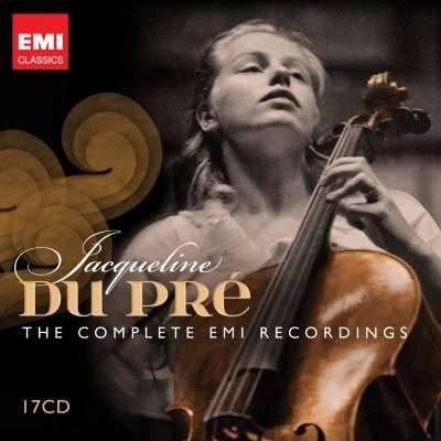 Jacqueline du Pre : The Complete EMI Recording