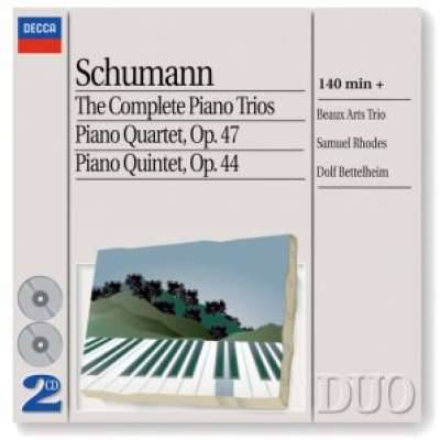 Schumann: Piano Trios, Quartet and Quintet
