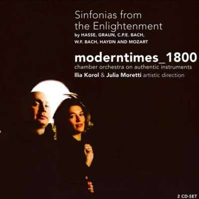 Moderntimes 1800 - Sinfonias from the Enlightenment