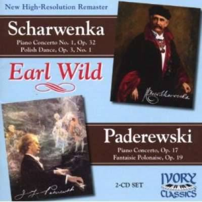 Paderewski / Scharwenka Piano Concertos