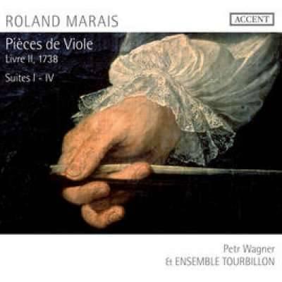 Roland Marais: Pieces de Viole