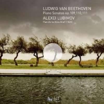 Beethoven: Piano Sonatas Op. 109, 110 and 111