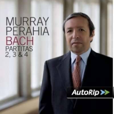 Bach: Partitas Nos. 2-4