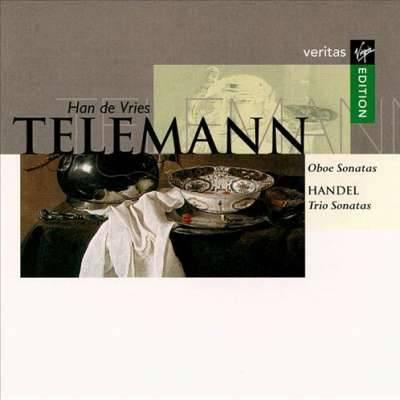 Telemann: Oboe Sonatas; Handel: Trio Sonatas