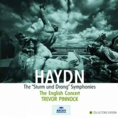 Haydn: Sturm and Drang Symphonies 3