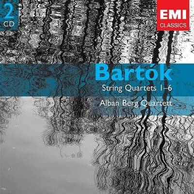 Bartok: String Quartets 1-6