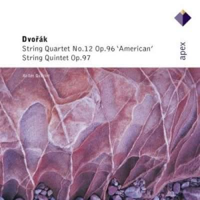 Dvorak: String Quartet No:12 in F Major , Op.96 - American