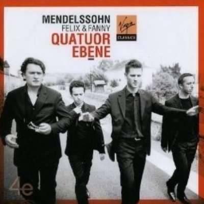 Felix and Fanny Mendelssohn: String Quartets