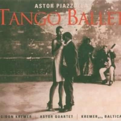 Piazzolla: Tango Ballet