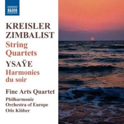Reisler-Zımba List: String Quartets