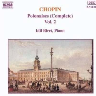 Chopin: Polonaises, Vol. 2