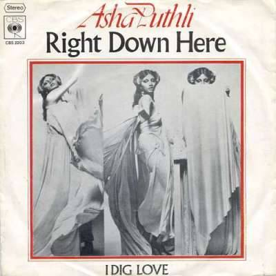 Right Down Here