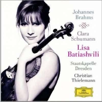 Johannes Brahms: Violin Concerto (Violinkonzert) / Clara Schumann: 3 Romances, Op. 22