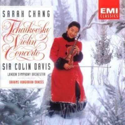 Tchaikovsky: Violin Concerto, Brahms: Hungarian Dances
