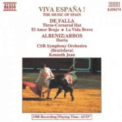 Viva Espana: The Music of Spain